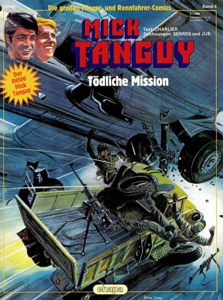 Mick Tang[u]y A2 Tödliche Mission