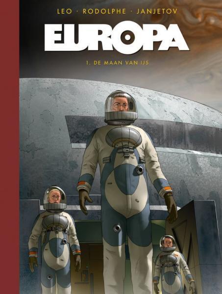 Europa 1 De maan van ijs