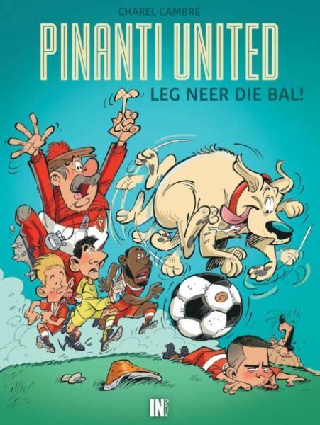 Pinanti United 2 Leg neer die bal!