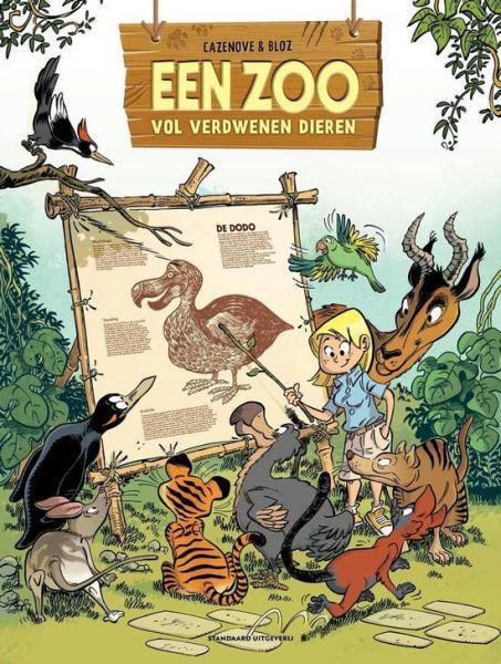 Een zoo vol verdwenen dieren 1 Deel 1