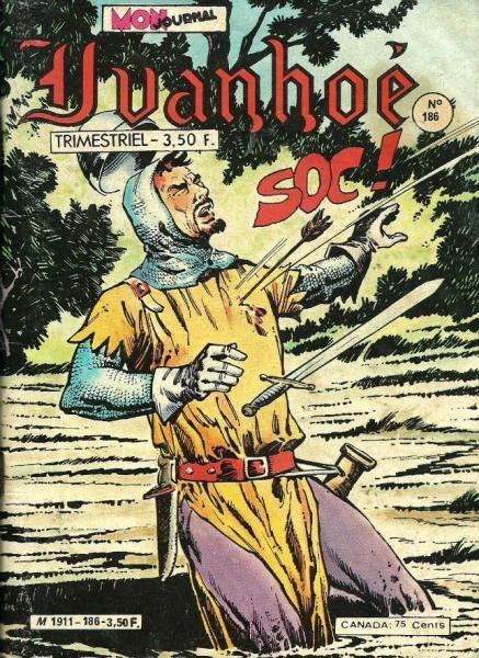 Ivanhoé (Mon Journal) 186 Le moulin de la vengeance