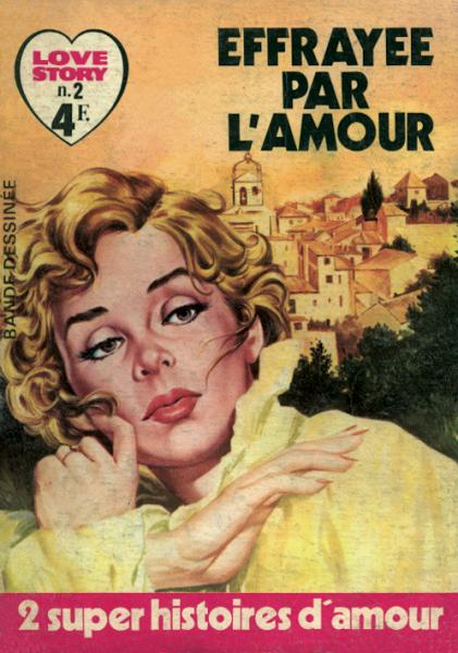 Love Story (Bois de Boulogne) 2 Effrayée par l'amour