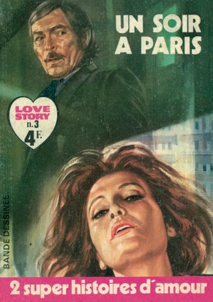 Love Story (Bois de Boulogne) 3 Un soir à Paris