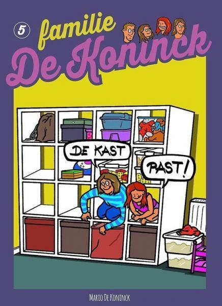 Familie De Koninck 5 De kast past!