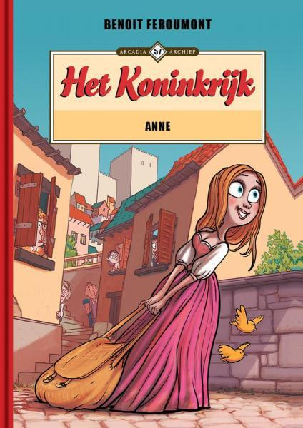 Het koninkrijk 1 Anne