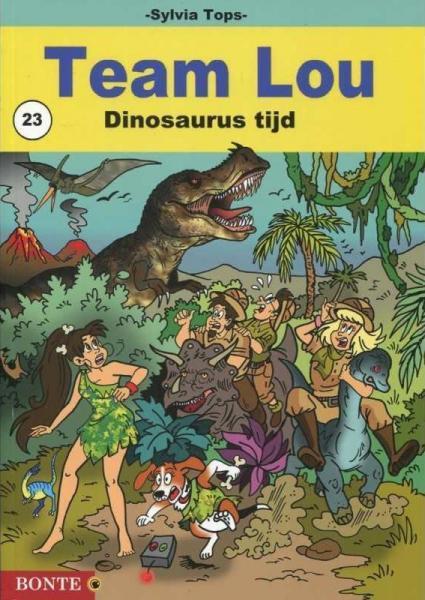 Team Lou 23 Dinosaurus tijd