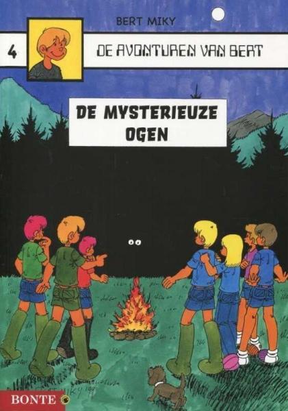 Bert (Miky) 4 De mysterieuze ogen