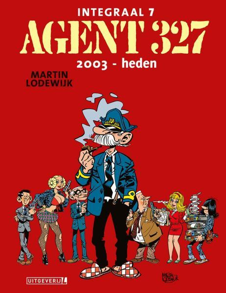 Agent 327 (Uitgeverij M/L) INT 7 2003 - heden