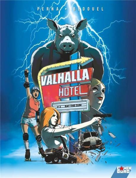 Valhalla hotel 2 Eat the gun