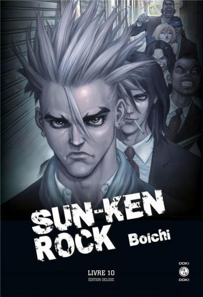 Sun-Ken Rock INT 10 Livre 10