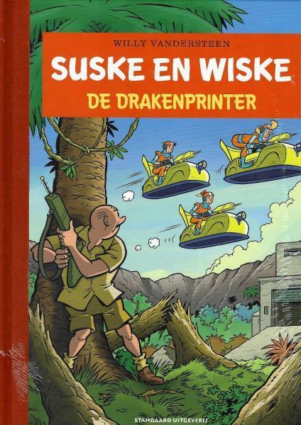 Suske en Wiske 358 De drakenprinter