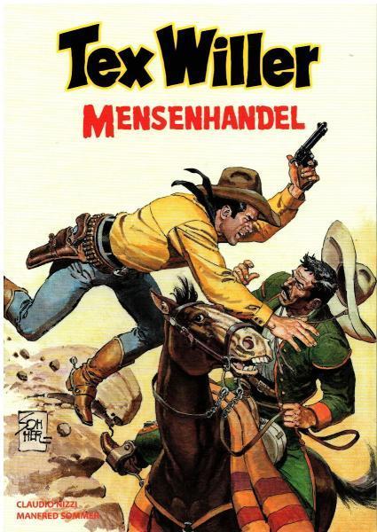 Tex Willer (Classics Hum!) 15 Mensenhandel