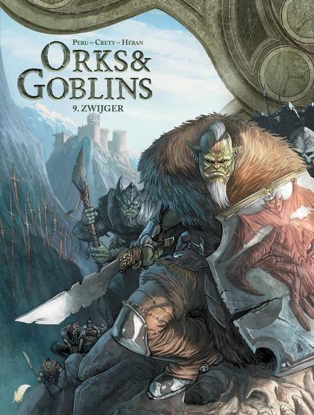 Orks & goblins 9 Zwijger