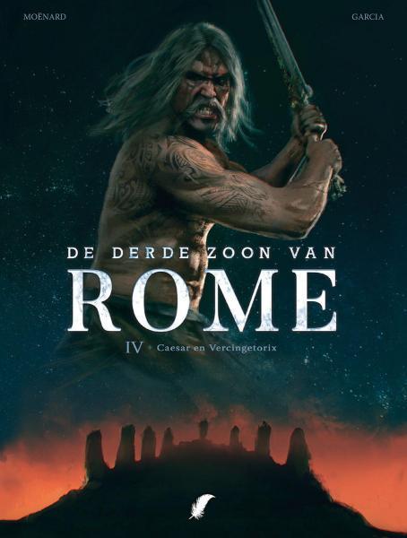 De derde zoon van Rome 4 Caesar en Vercingetorix