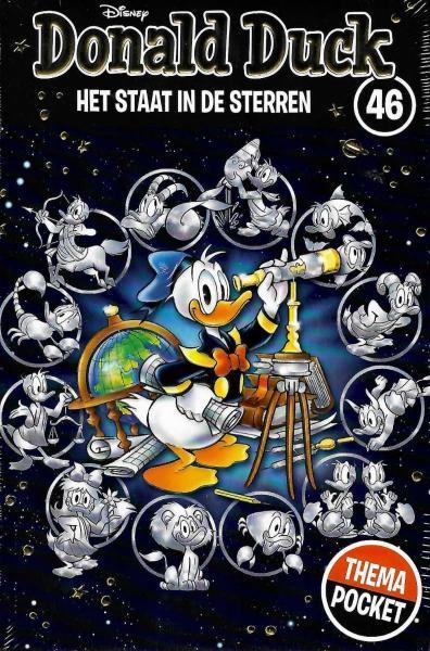 Donald Duck dubbelpocket extra 46 Het staat in de sterren