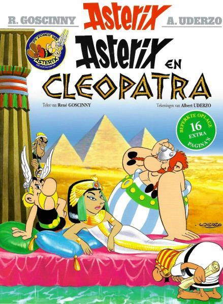 Asterix A6 Asterix en Cleopatra