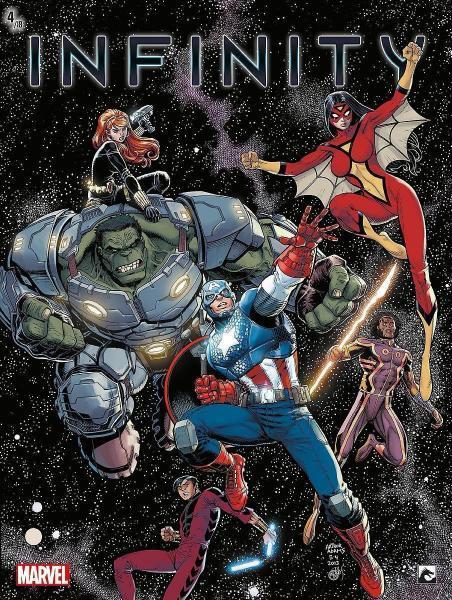 Avengers - Infinity (Dark Dragon) 4 Deel 4