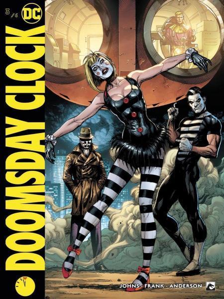 Doomsday Clock (Dark Dragon) 3 Deel 3