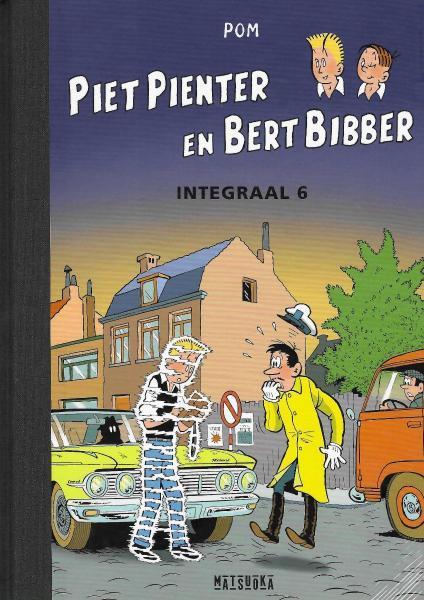 Piet Pienter en Bert Bibber - Integraal 6 Integraal 6