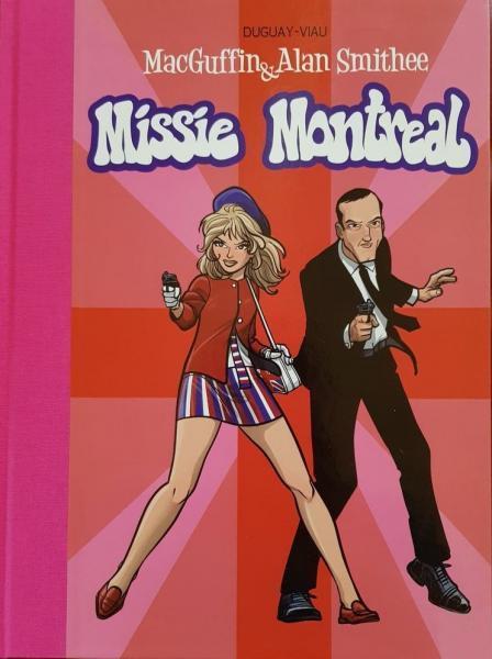 MacGuffin & Alan Smithee 1 Missie Montreal