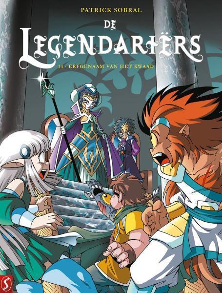 De legendariërs 14 Erfgenaam van het kwaad