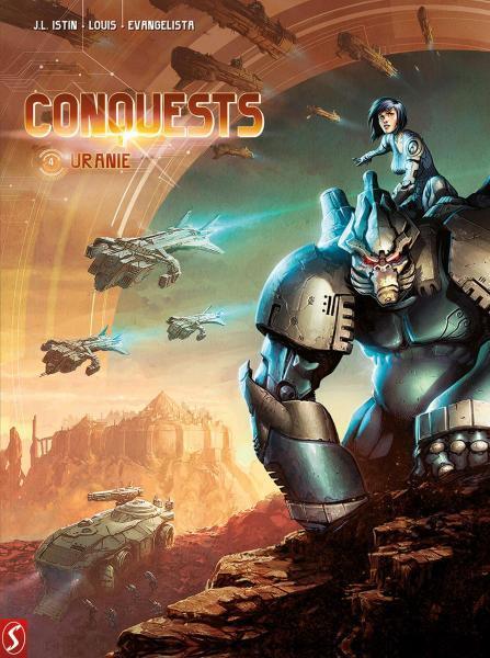 Conquests 4 Uranië
