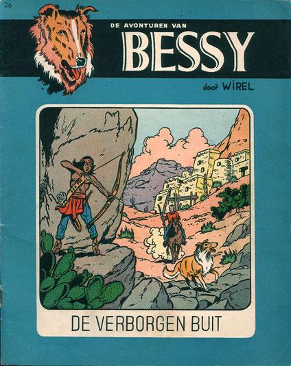 Bessy 26 De verborgen buit