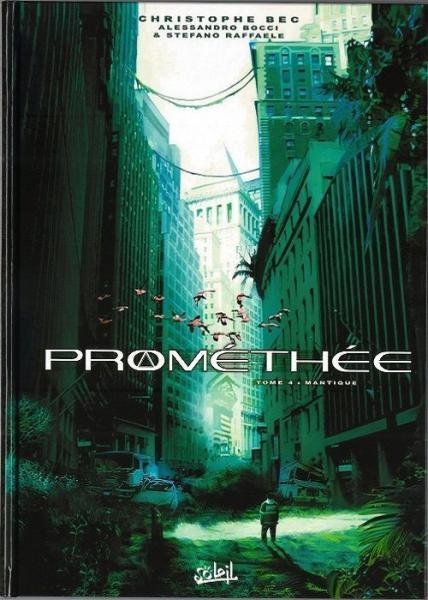 Prometheus (Bec) 4 Mantique