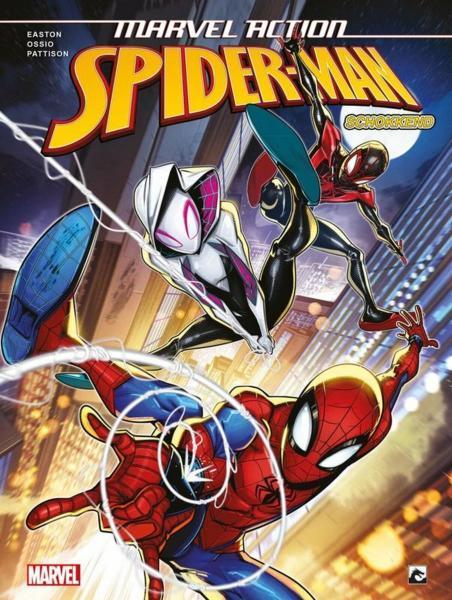Marvel Action Spider-Man 5 Schokkend