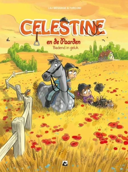 Celestine en de paarden 9 Badend in geluk