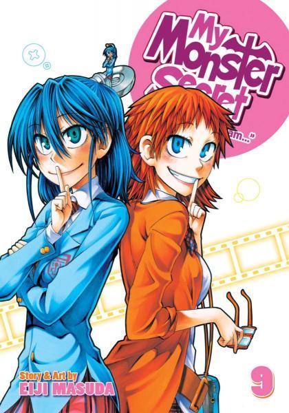 My Monster Secret 9 Volume 9