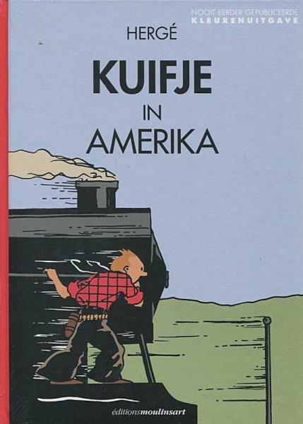 Kuifje 2 Kuifje in Amerika
