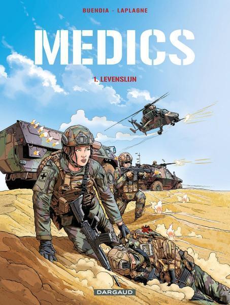 Medics 1 Levenslijn
