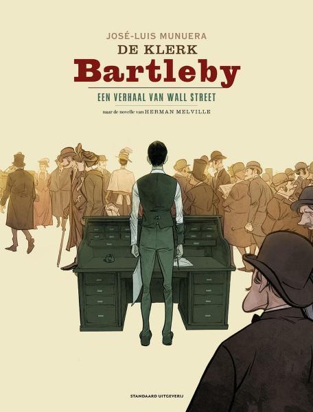 De klerk Bartleby 1 De klerk Bartleby