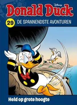 Donald Duck: De spannendste avonturen 29 Held op grote hoogte