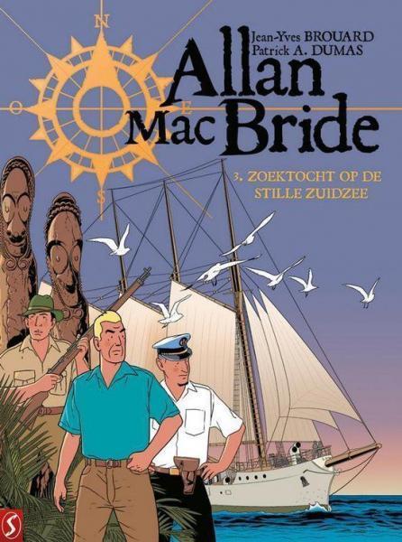 Allan Mac Bride 3 Zoektocht op de Stille Zuidzee