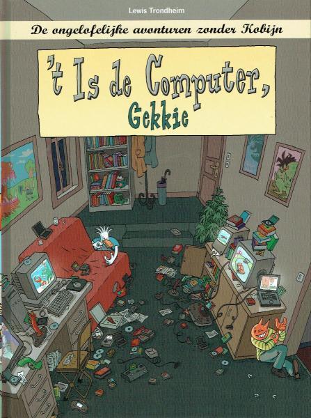 Kobijn 10 't Is de computer, gekkie