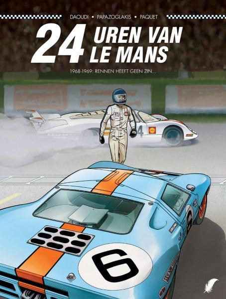 24 uren van Le Mans 2 1968-1969: Rennen heeft geen zin...