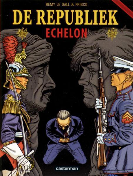 De republiek 3 Echelon