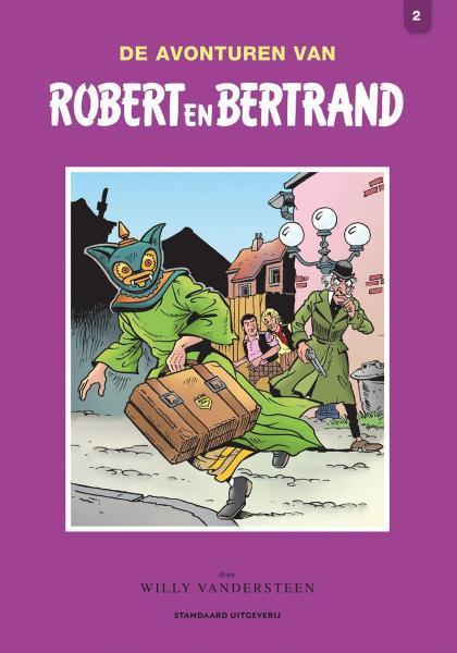Robert en Bertrand - Integraal 2 Deel 2