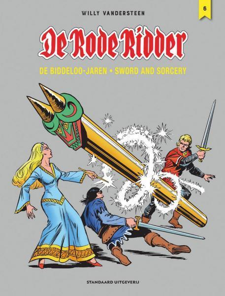 De Rode Ridder: De Biddeloo jaren - Sword and sorcery 6 Deel 6