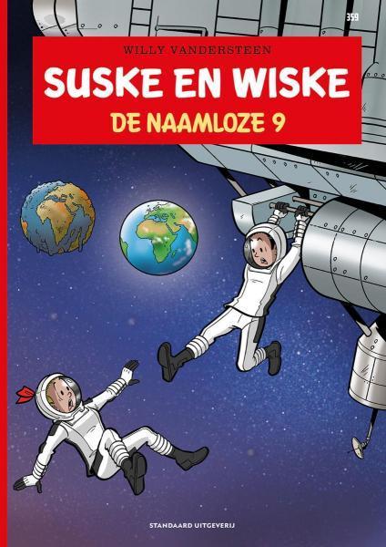 Suske en Wiske 359 De naamloze 9