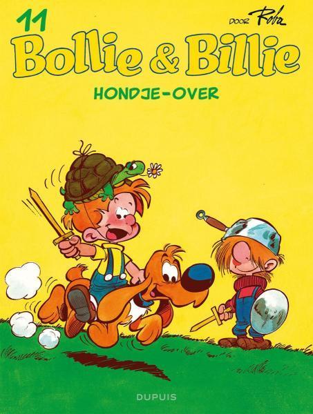 Bollie & Billie (Relook - Vernieuwde uitgave) 11 Hondje-over