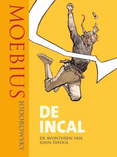 Moebius classics 9 De Incal