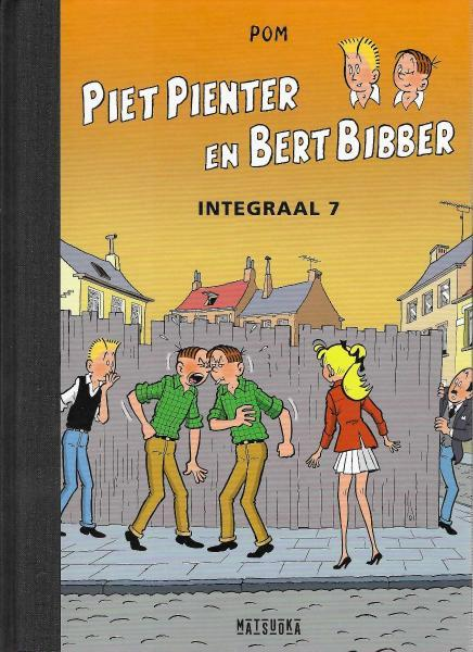 Piet Pienter en Bert Bibber - Integraal 7 Integraal 7