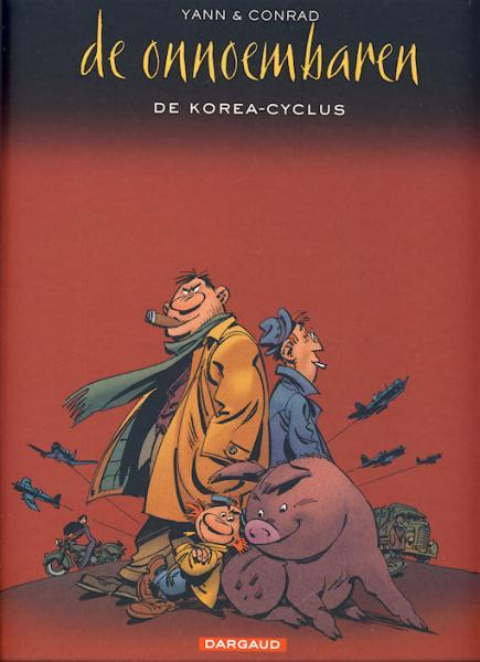 De onnoembaren INT 2 De Korea-cyclus