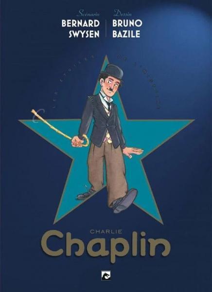 De sterren van de geschiedenis 3 Charlie Chaplin