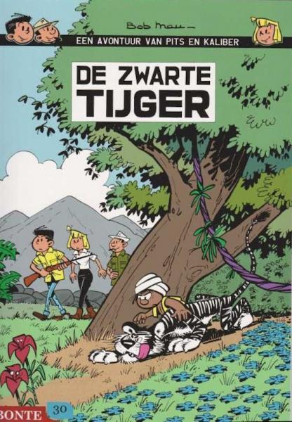 Pits en Kaliber (Bonte magazine) 3 De zwarte tijger
