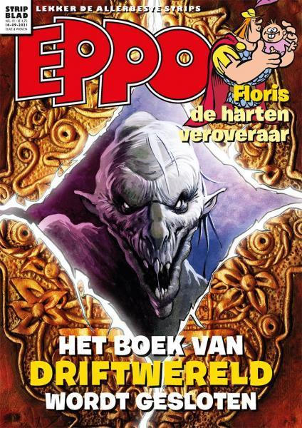 Eppo - Stripblad 2021 (Jaargang 13) 19 Nummer 19