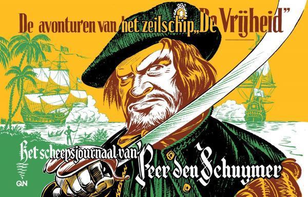 Kapitein Rob (Personalia) 2 Het scheepsjournaal van Peer den Schuymer